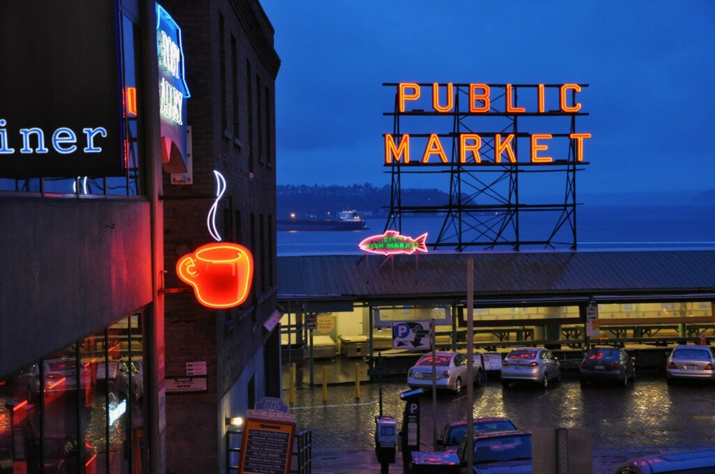 top Seattle attractions